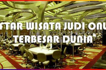 Daftar Negara Yang Melegalisasi Judi Slot Casino